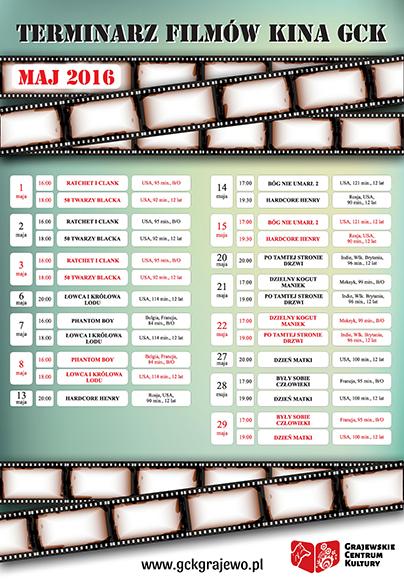 kino maj 2016 - media