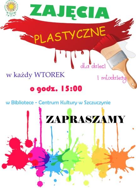 Zajęcia-plastyczne-plakat