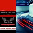 TopCar bus do Niemiec, Holandii, Belgii