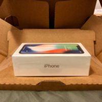 oryginalny i nowy Apple iPhone X, iPhone 8 i iPhone 7